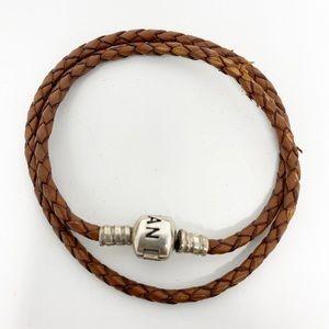 Pandora Wrap Around Bracelet